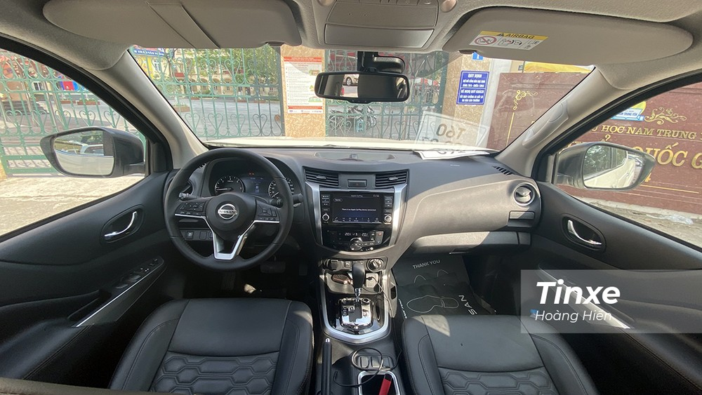 Nissan Navara 2021 thách thức vua bán tải tại thị trường Việt Nam 22