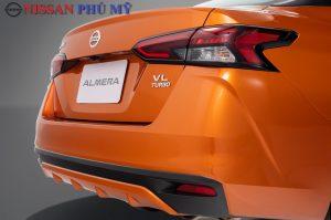 Nissan Almera 2021 21
