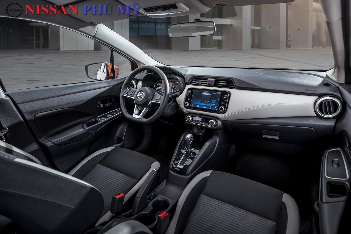 Nissan Almera MT số sàn 2021 1.0L Turbo 9