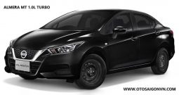 Nissan Almera MT số sàn 2021 1.0L Turbo