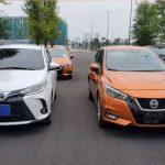 So sánh Toyota Vios và Nissan Almera 2021 về giá bán, trang bị tiện ích. 4